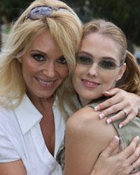Charlee Pursue & Samantha Faye
