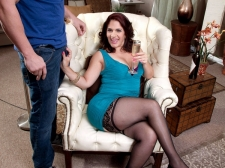 Sabrina Speaks The Language Of Greater than average Cock