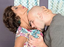 Lyla proves that 47-year-old love tunnel and arse can be tight